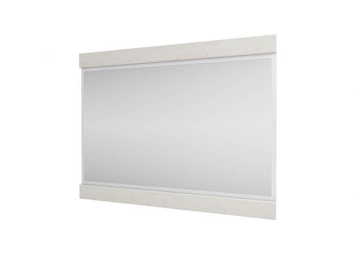 Зеркало навесное Анрэкс Магелан сосна 80, белый