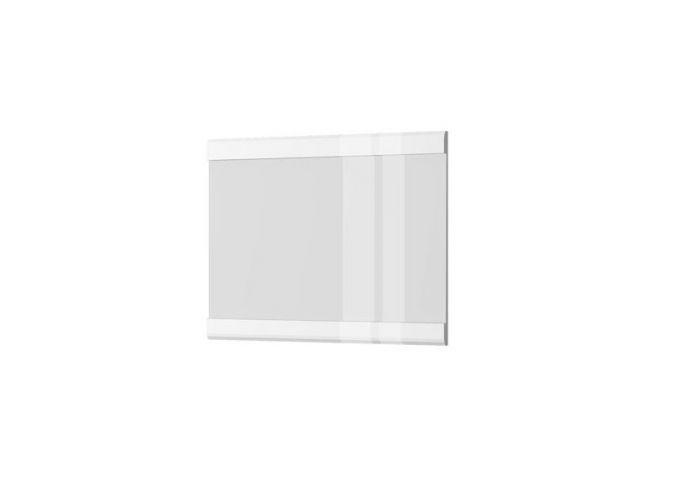 Зеркало навесное, Торино, цвет белый, шт