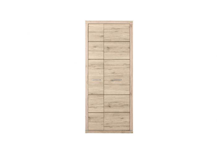 Шкаф 2D OSKAR , цвет дуб Санремо