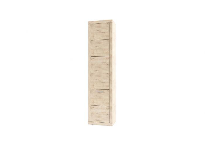 Шкаф для белья 2D OSKAR , цвет дуб Санремо