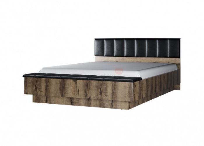 Кровать Анрэкс Джаггер 160 м, дуб