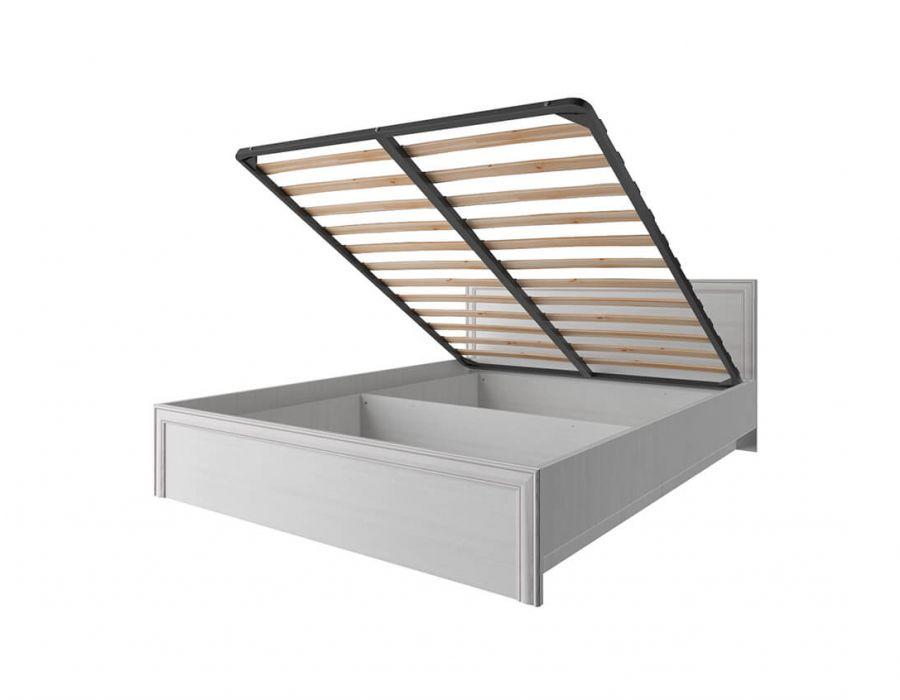 Кровать с  подъемником Анрэкс Тэйлор 140 С, белый