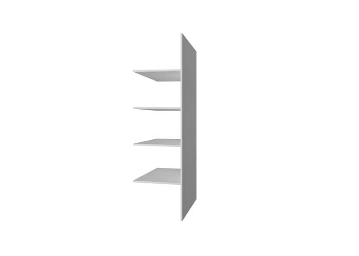 Комплект полок Анрэкс Тэйлор 2DG, белый