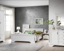 Белая спальня Кентаки