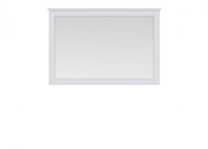 Зеркало Хельга LUS/90, белый