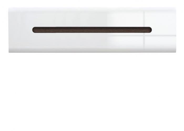 Шкаф настенный Azteca, s205-sfw1k/4/15, белый блеск
