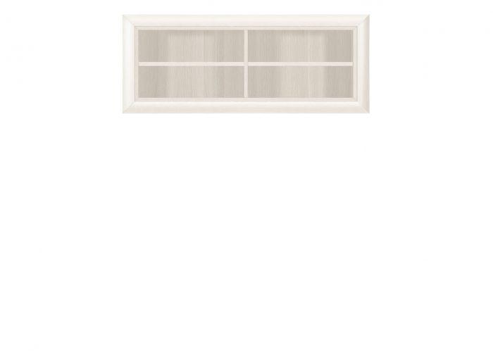 003 Коен шкаф навесной SFW/103 Ясень снежный /BRW