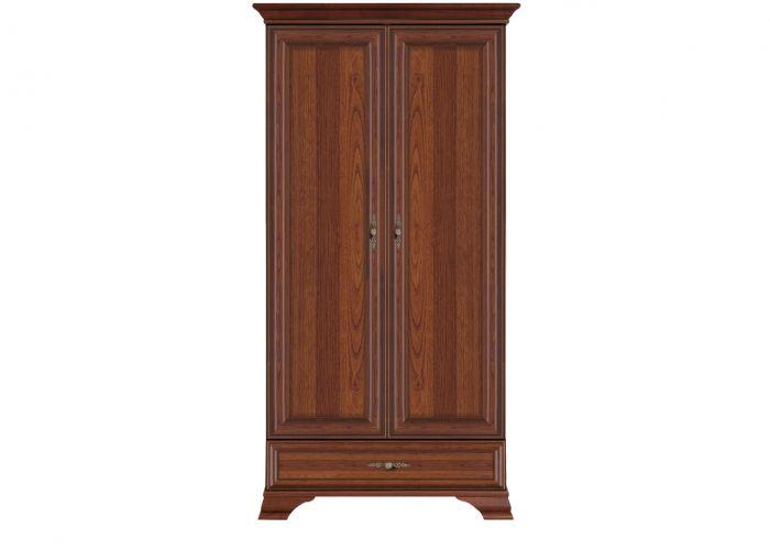 Шкаф 2-х дверный Kentaki, szf2d1s, каштан