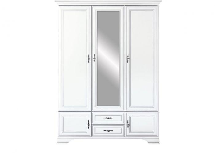 Шкаф 3-х створчатый Kentaki, szf5d2s, белый