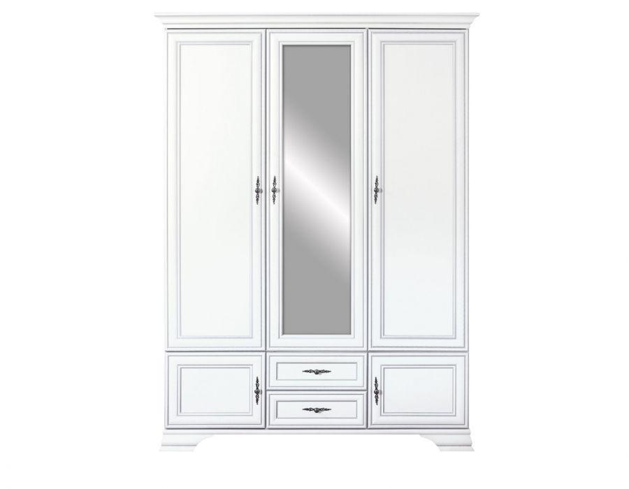 023 Кентаки шкаф S320-SZF5D2S Белый /BRW