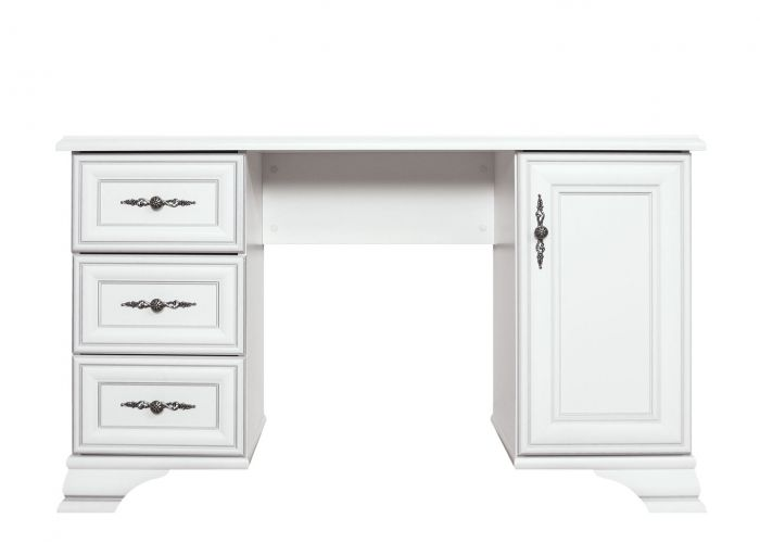 Стол туалетный Kentaki, tol, белый