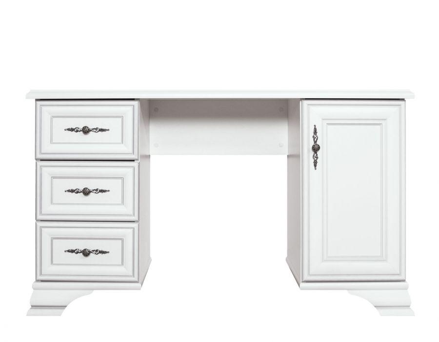 Стол туалетный Кентаки, tol, белый