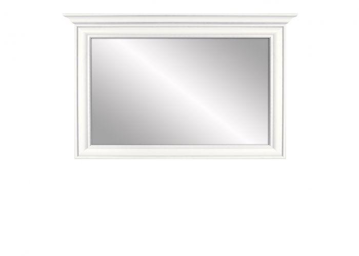 Зеркало Kentaki, lus/90, белый