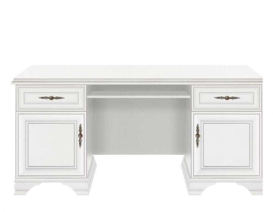 Стол письменный Кентаки, biu2d2s, белый