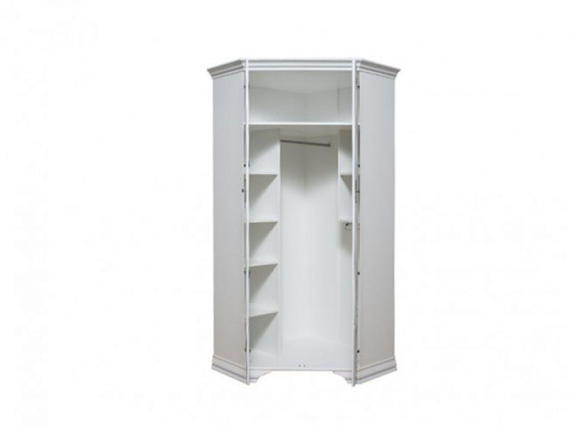 купить шкаф угловой Kentaki Szfn2d белый от Brw в краснодаре