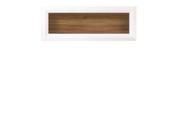 Шкаф навесной Malta SFW/11, лиственница сибирская / орех лион