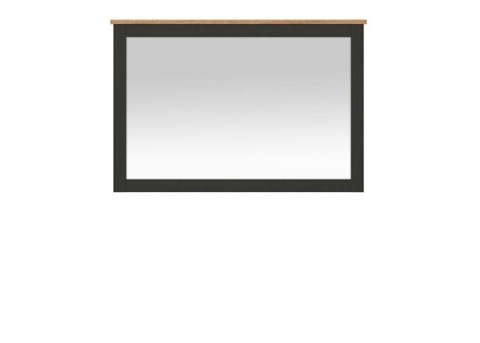 11Н.м. LOFT зеркало LUS/90Дуб вотан/ Черный