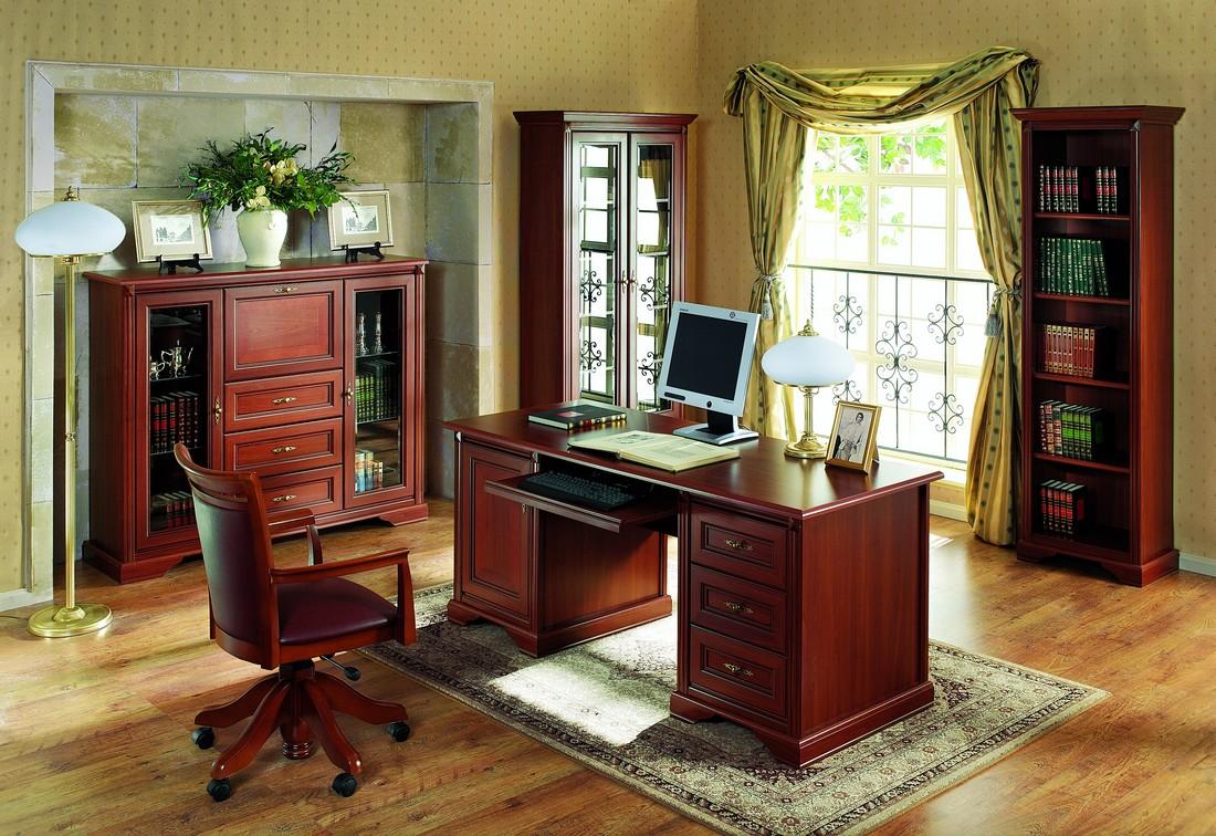 мебель для кабинета стилиус