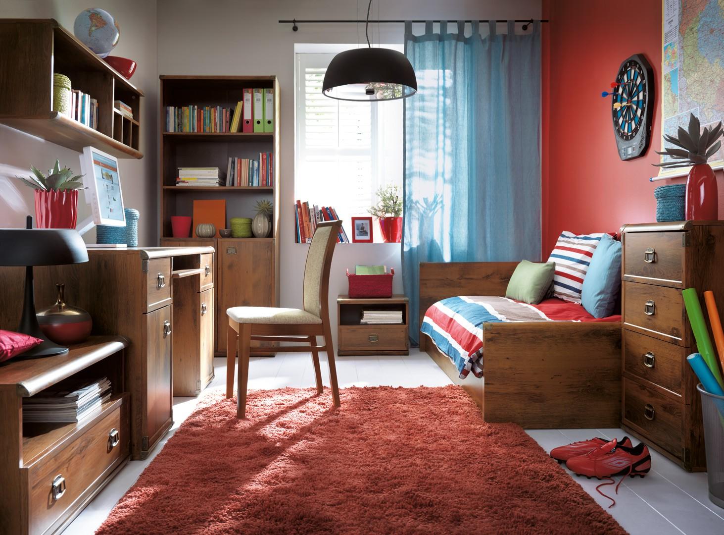 мебель индиана для детской дуб саттер